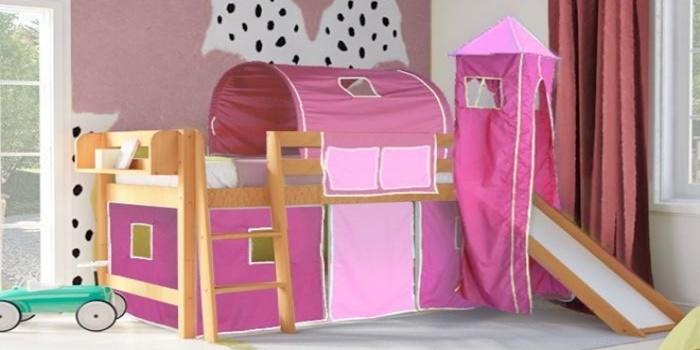 Παιδικό κρεβάτι σπιτάκι από τα max-kids 15