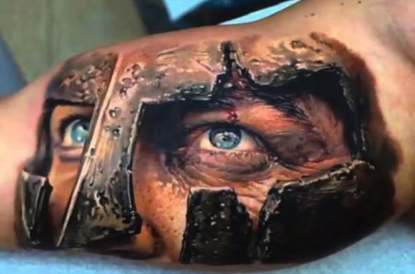 Δείτε μερικά από τα πιο απίθανα tattoo! (vid) 1