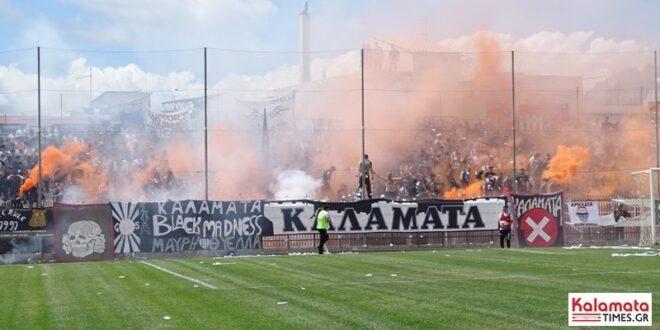 Με τηλεοπτική κάλυψη από την ΕΡΤ το Αιγάλεω – Καλαμάτα της Football League