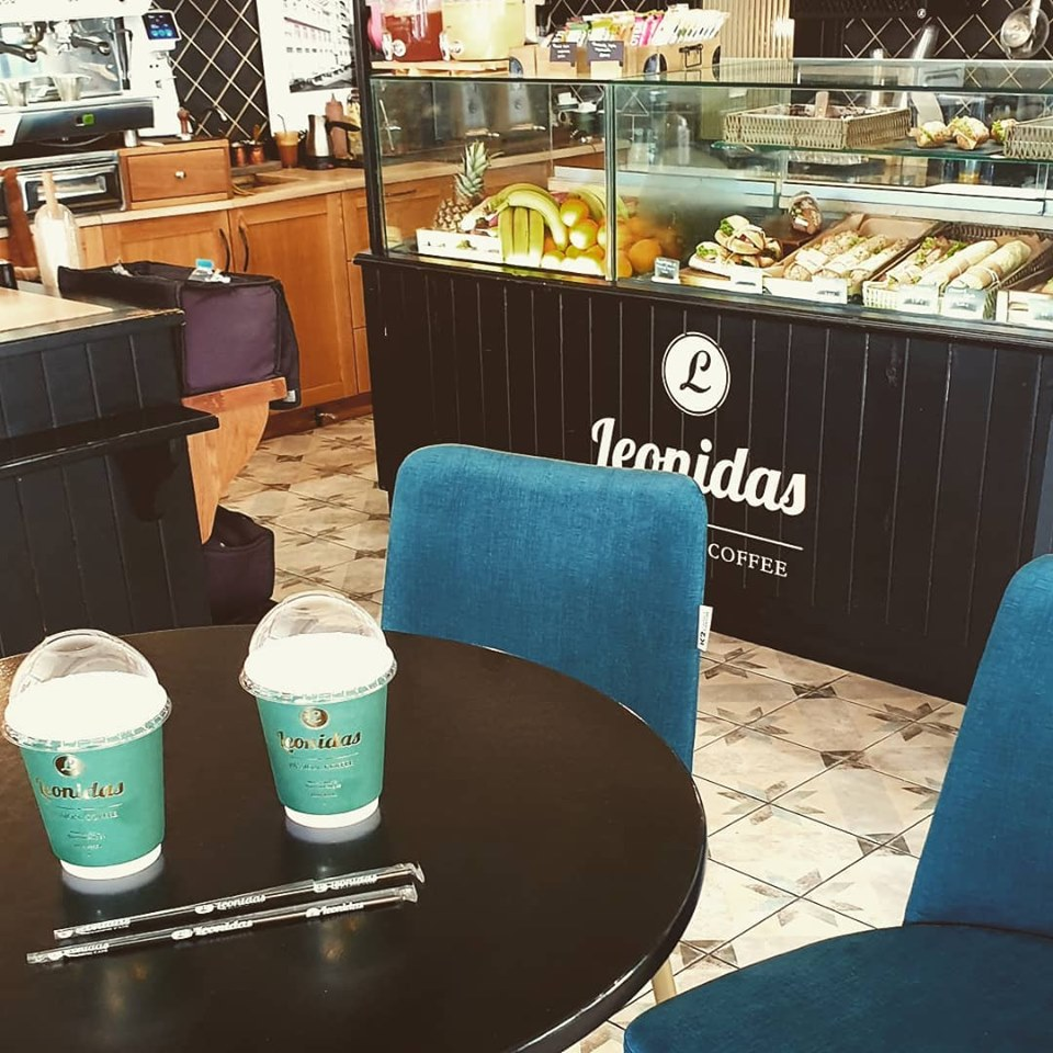 Πάθος για καφέ και λιχουδιές για όλα τα γούστα στο Leonidas passion coffee 2