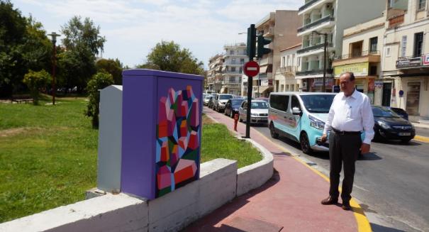 Ομορφαίνουν τα pillar του Δήμου Καλαμάτας 18