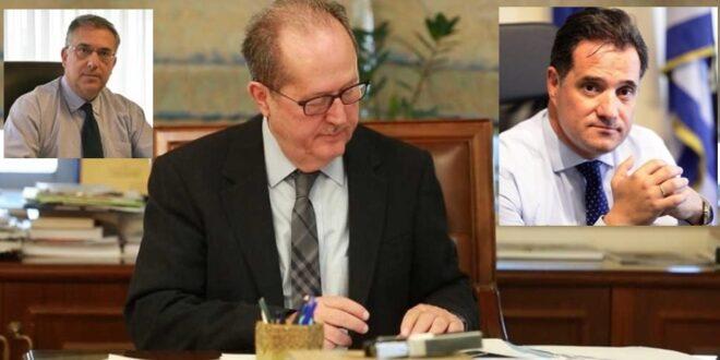 Με τους υπουργούς Θεοδωρικάκο και Γεωργιάδη συναντήθηκε ο Παναγιώτης Νίκας