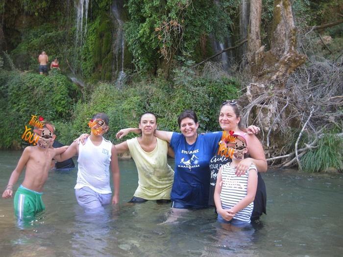 Οι φυσιολάτρες του Ευκλή απόλαυσαν τον Ερύμανθο ποταμό στην ορεινή Ηλεία. 2