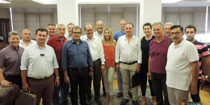 Νίκας: Συνάντηση με τους προέδρους των Επιμελητηρίων της Πελοποννήσου 22