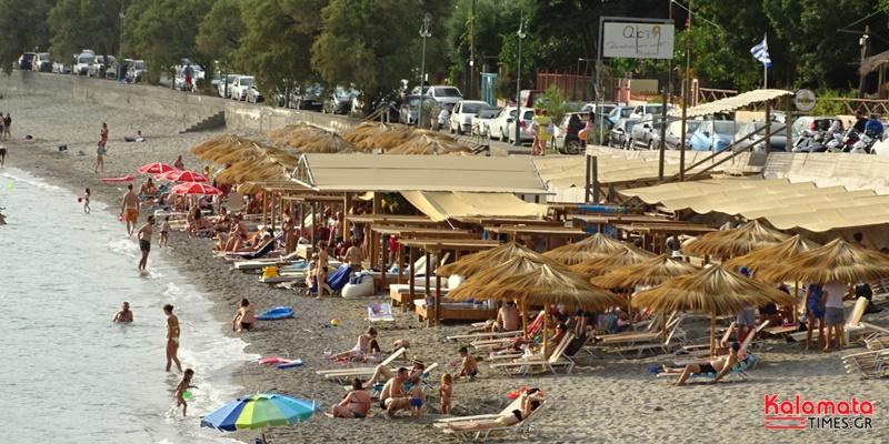 Τουρισμός Αυγούστου: Η μεγαλύτερη αύξηση στην Καλαμάτα με 31,0% 4