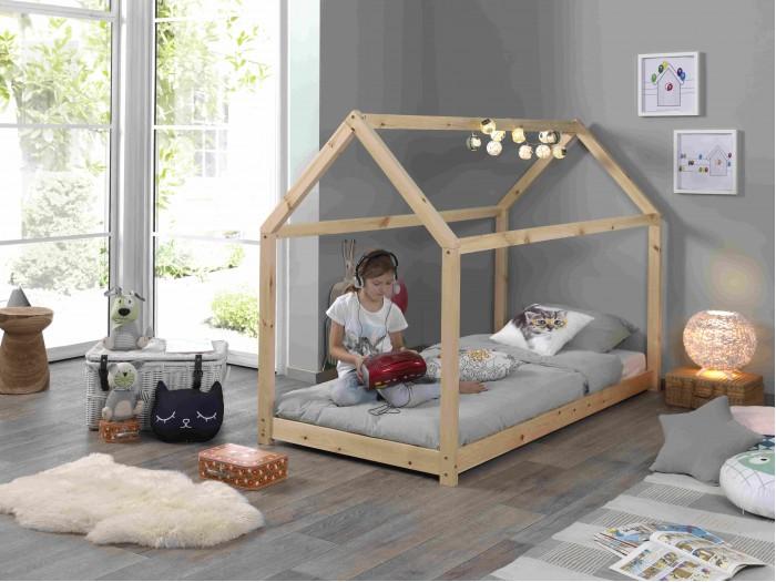 """max-kids προσφορά! Παιδικό κρεβάτι σπιτάκι """"cabane"""" 2"""