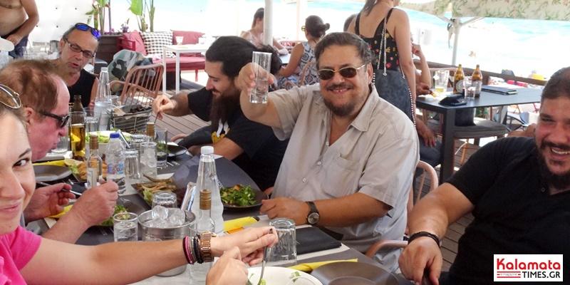 Ο Μαχαιρίτσας επέλεξε την περίφημη κουζίνα του Da luz 10