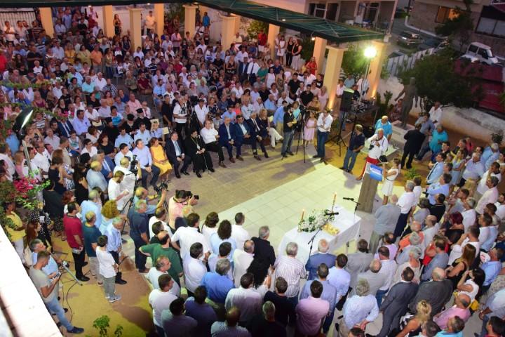 Ο Μητροπολίτης Μεσσηνίας όρκισε το νέο Δήμαρχο Πύλου - Νέστορος Παναγιώτη Καρβέλα 3