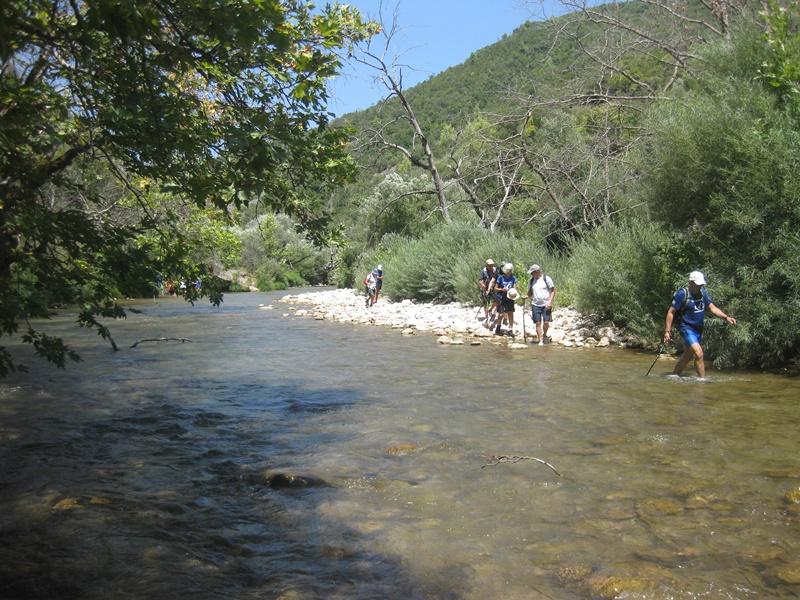 Οι φυσιολάτρες του Ευκλή απόλαυσαν τον Ερύμανθο ποταμό στην ορεινή Ηλεία. 3