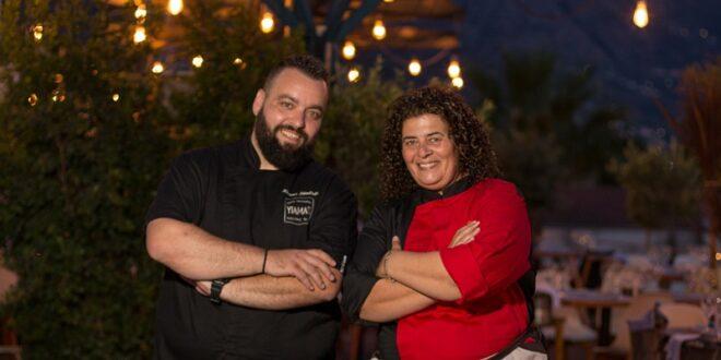 YIAMAS Gastro Bar….  Αυλαία για τις Βραδιές Μεσσηνιακής Γαστρονομίας