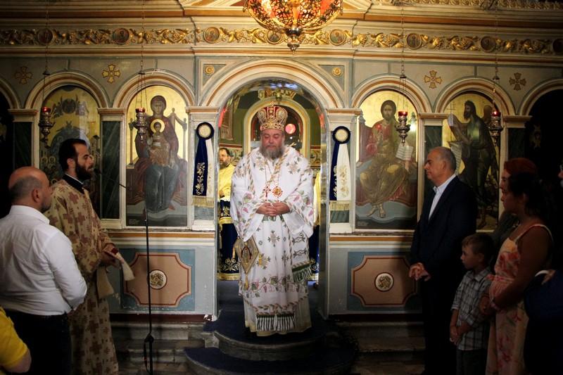 """Μητροπολίτης Μεσσηνίας: """"Η Παναγία να σκέπει το Λαό και την Πατρίδα μας"""" 5"""