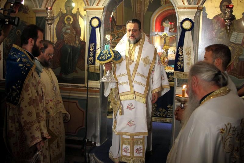 """Μητροπολίτης Μεσσηνίας: """"Η Παναγία να σκέπει το Λαό και την Πατρίδα μας"""" 6"""
