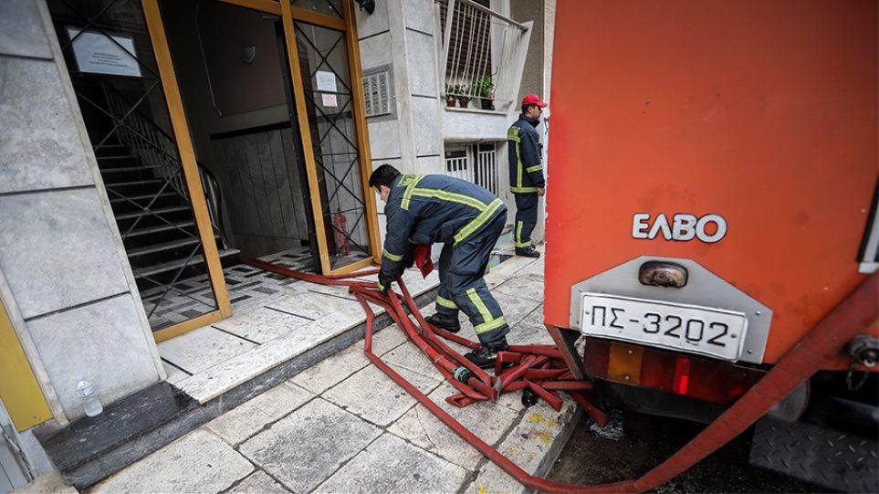 Τραγωδία: 29χρονος κάηκε ζωντανός στο σπίτι του 1