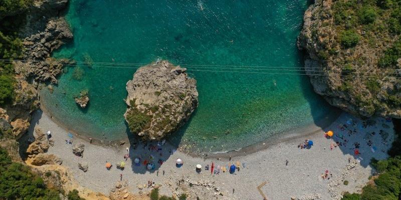 Δείτε πανέμορφες παραλίες της Μάνης - Κρυμμένη, ανόθευτη γοητεία 35