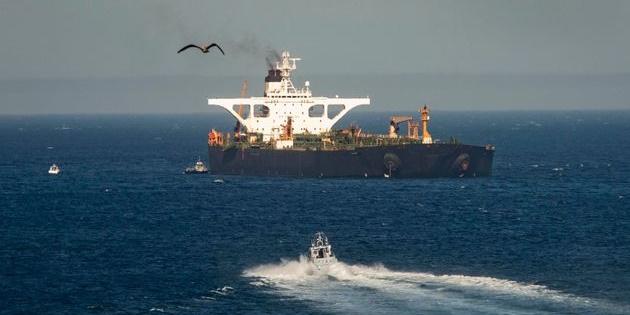 Αλλαγή ρότας απο το ιρανικό δεξαμενόπλοιο - Κατευθύνεται προς την Τουρκία; 1