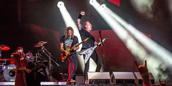 «Τεράστιοι» Metallica: Έκαναν δωρεά ύψους 250.000 ευρώ σε ογκολογικό παιδικό νοσοκομείο