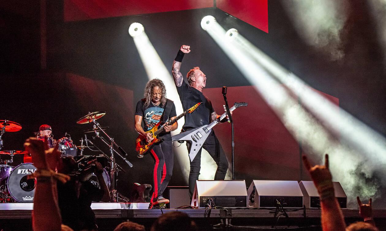 «Τεράστιοι» Metallica: Έκαναν δωρεά ύψους 250.000 ευρώ σε ογκολογικό παιδικό νοσοκομείο 1