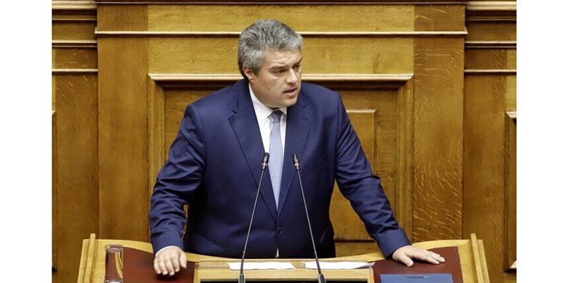 Μίλτος Χρυσομάλλης: Με ρεαλιστικές πολιτικές η κυβέρνηση της ΝΔ δημιουργεί ανάπτυξη 8