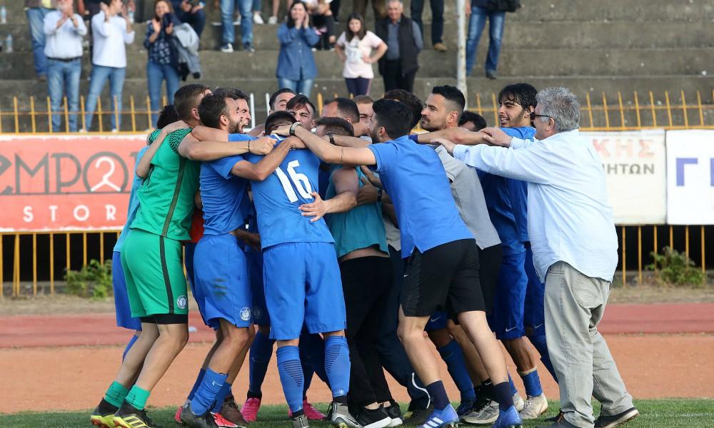 Football League: Αποσύρεται και ο Νέστος Χρυσούπολης 1