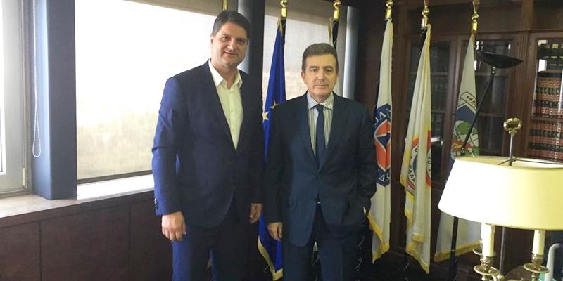 Ο Αθανασόπουλος στον υπουργό προστασίας του πολίτη για την παραβατικότητα στη Μεσσήνη 7
