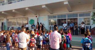 σχολειο ραχης4 310x165 - Το πρώτο κουδούνι χτύπησε για τη νέα σχολική χρονιά στο 6ο Δημοτικό Σχολείο