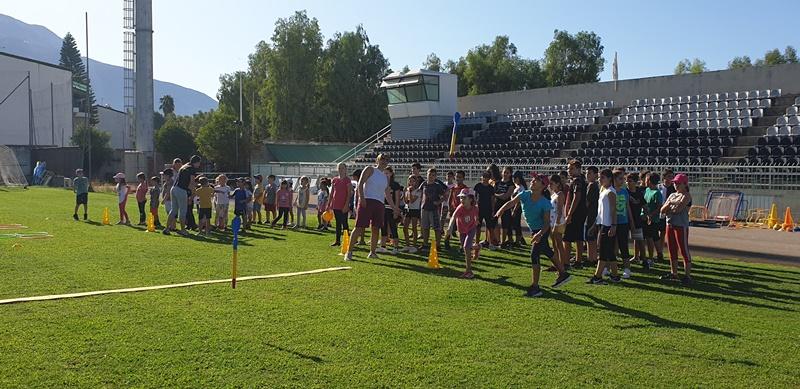 Μεσσηνιακός ΓΣ Μαθαίνοντας τα αγωνίσματα του Κλασσικού Αθλητισμού! 23