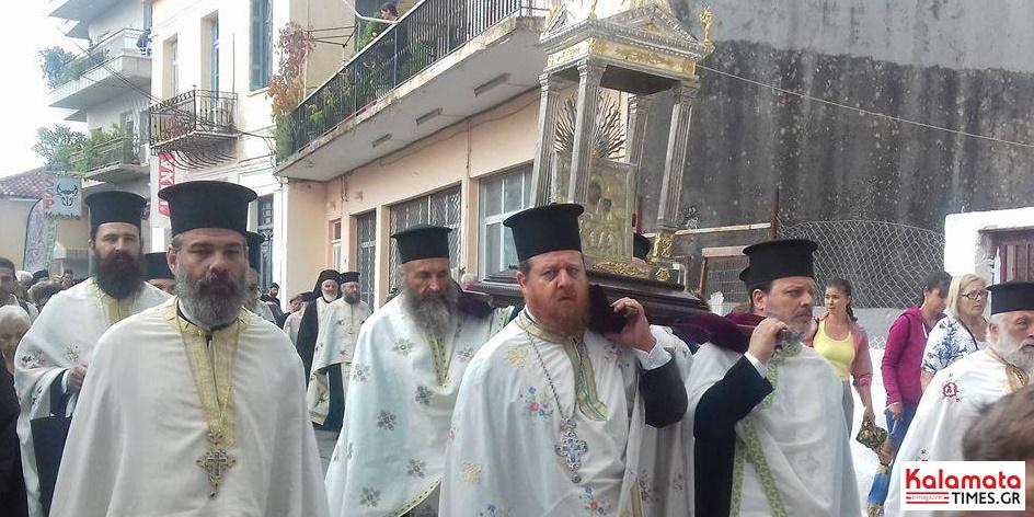 Πάμε Μεσσήνη! Η κάθοδος της εικόνας της Παναγίας της Βουλκανιώτισσας 4
