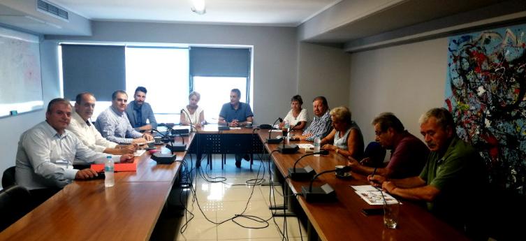 Συνάντηση εκπροσώπων 5 πόλεων εν όψει της επετείου 200 χρόνων από την έναρξη της Ελληνικής Επανάστασης