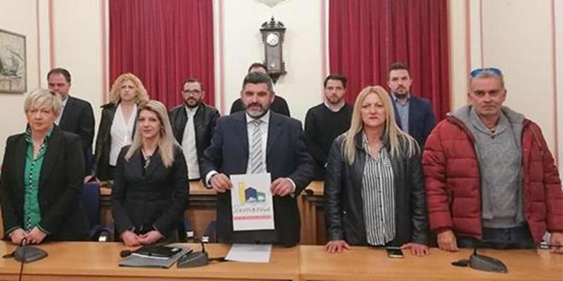 Ανοιχτή συνεδρίαση και προτάσεις του νέου Συμβουλίου της Κοινότητας Καλαμάτας 19