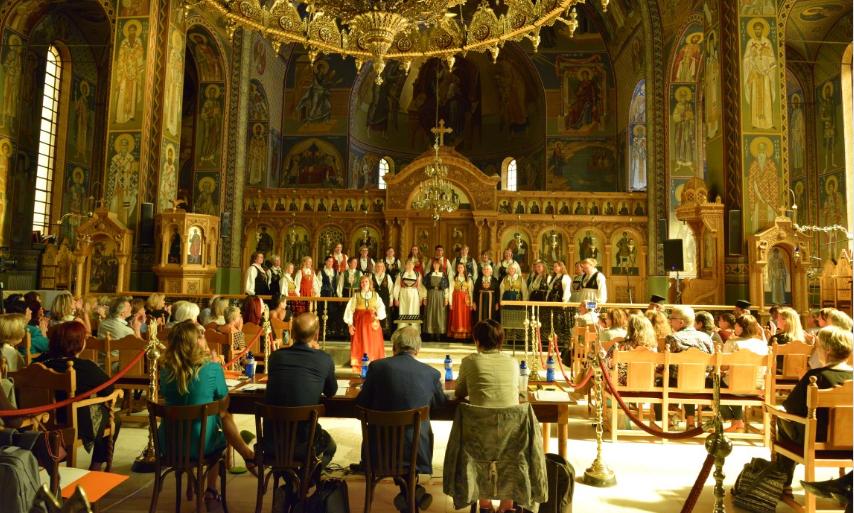 Καλαμάτα: Πλούσιο το τμήμα Θρησκευτικής Μουσικής του Διαγωνισμού Χορωδιών 2019 2