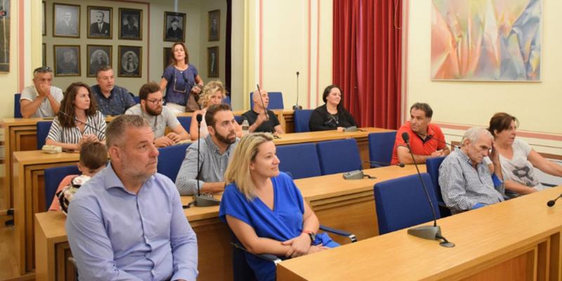 Καλαμάτα Τοπος Ζωής: Πρόταση για ζωντανή μετάδοση των συνεδριάσεων του ΔΣ 25