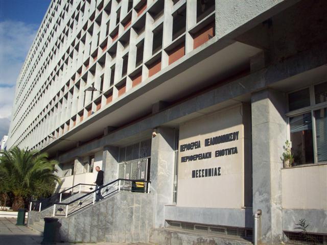 Έργα αναβάθμισης και ανακαίνισης του κτηρίου του Διοικητηρίου στην Καλαμάτα 2