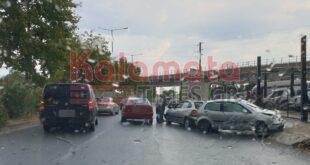 Δυο σοβαρά τροχαία ατυχήματα τα ξημερώματα στην Καλαμάτα