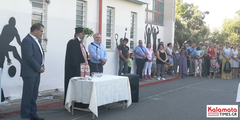 Ευχές για καλή σχολική χρονιά από τον Δήμαρχο Καλαμάτας Θανάση Βασιλόπουλο 18