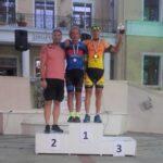 2ος ο καλαματιανός ποδηλάτης Β. Μυστριώτης του Ευκλή στα Σέρβια Κοζάνης. 6