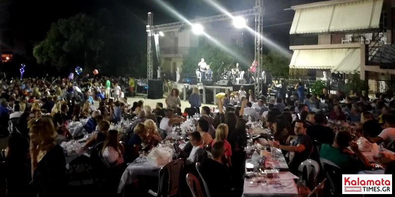 Πλήθος κόσμου στο 3ο παραδοσιακό πανηγύρι στα Γιαννιτσάνικα