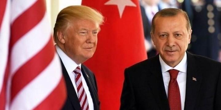 Ο Τραμπ χαρακτήρισε «φίλο» τον Ερντογάν και τον ευχαρίστησε δημόσια 29