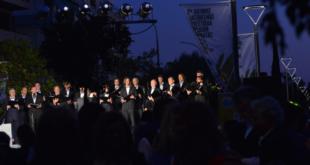 Μανώλης Μάκαρης: Πρόγραμμα και στόχους για την Καλαμάτα ανέπτυξε στην κεντρική του ομιλία