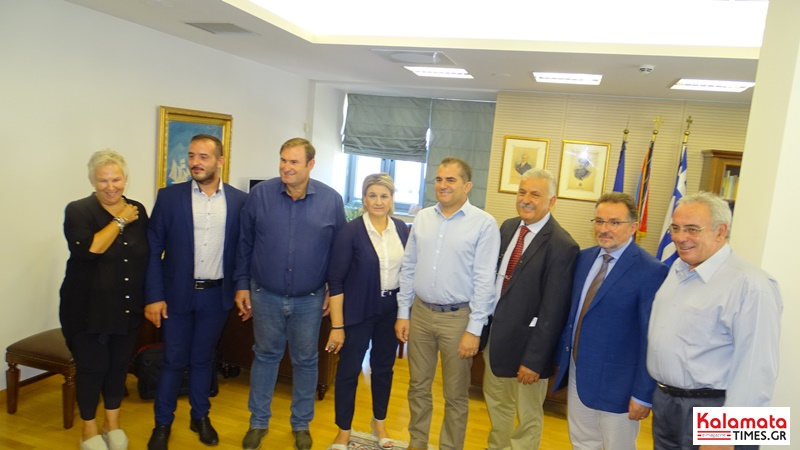 Αντιδήμαρχοι Δήμου Καλαμάτας