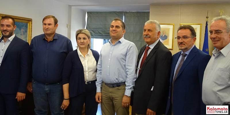 Η ηγετική ομάδα του Θανάση Βασιλόπουλου Φάβας, Αλειφέρη, Μπασακίδης, Κλάδης, Μαστραγγελόπουλος και Μπάκας 22