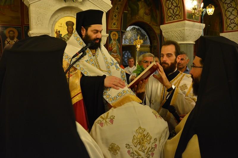 Πολυαρχιερατικός Εσπερινός για την Παναγία Μυρτιδιώτισσα στην Πύλο 4