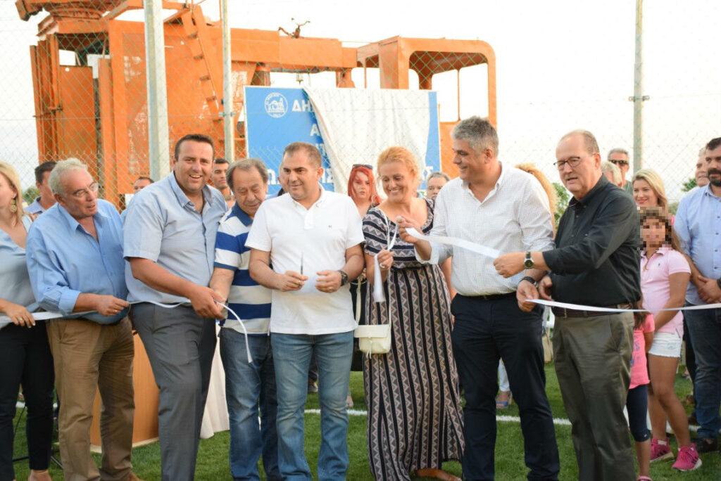 αθλητικό κέντρο Ιωάννης Κάρτσωνας
