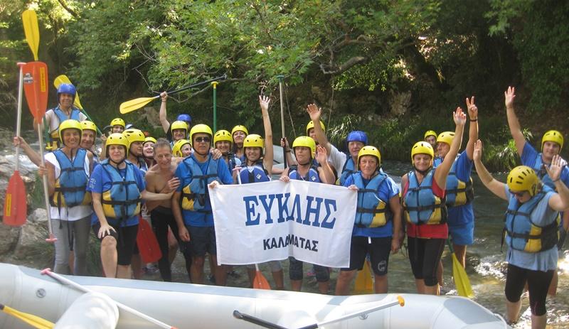 Rafting στον Λούσιο ποταμό για τους λάτρεις της φύσης του Ευκλή. 3