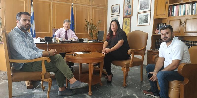 Αναστασόπουλος: Συνάντηση με το σωματείο εκπαιδευτών οδηγών και κυκλοφοριακής αγωγής Ν. Μεσσηνίας 17