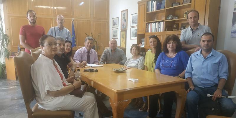 Αναστασόπουλος: Συνάντηση με το σωματείο εκπαιδευτών οδηγών και κυκλοφοριακής αγωγής Ν. Μεσσηνίας 2