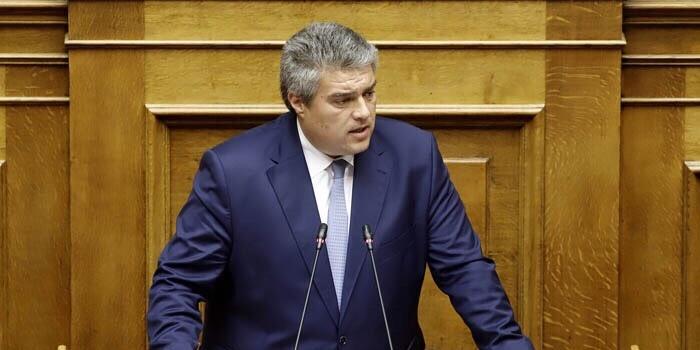 Εκπρόσωπος της Βουλής των Ελλήνων ο Μίλτος Χρυσομάλλης στις εκδηλώσεις για την γενοκτονία των Ελλήνων της Μ. Ασίας στην Καλαμάτα 1