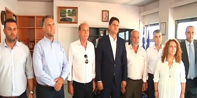 Νέοι αντιδήμαρχοι δήμου Μεσσήνης
