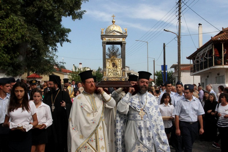 Την Παναγία Βουλκανιώτισσα υποδέχθηκε η Μεσσήνη 36