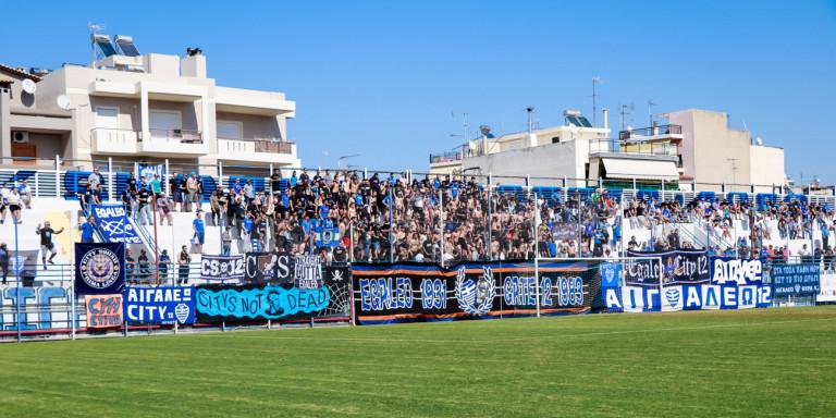 Football League: Δύο συλλήψεις στο Αιγάλεω - Καλαμάτα 1