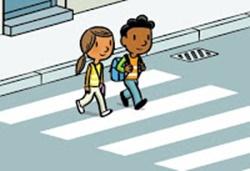 Ξεκίνησαν οι διαγραμμίσεις διαβάσεων σε σχολεία της Καλαμάτας